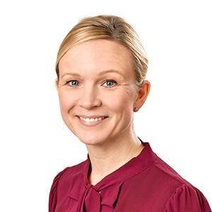 Anna Romboli anställd av Svenska Spel