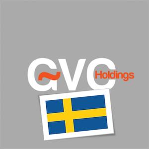 GVC tar sig in på den svenska marknaden