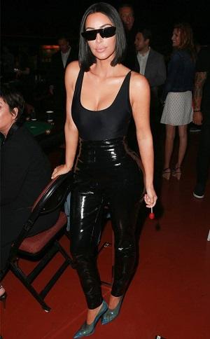 Kim Kardashian West på pokerturnering för välgörenhet