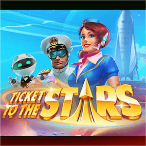 Slotspelet Ticket to the Stars