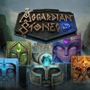 Nya slotspelet Asgardian Stones släpps av NetEnt