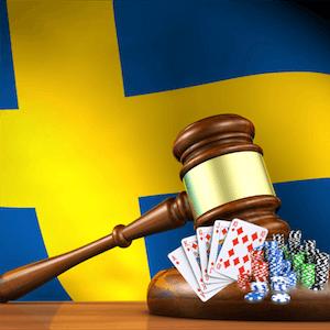 Internationella operatörer håller ett öga på den svenska internetspelsbranschen.