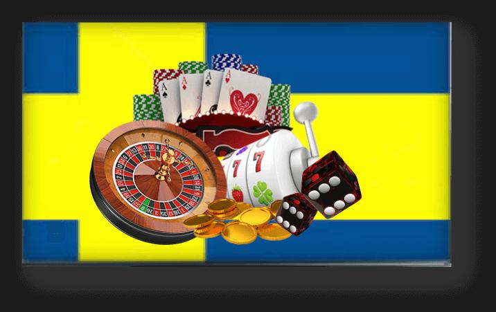 Sverige förlorar intäkter p g a oreglerat spel