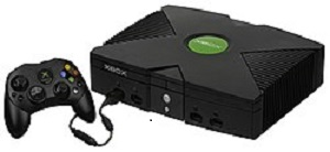 Xbox One med handkontroll