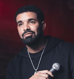 Drake pressar upp siffrorna