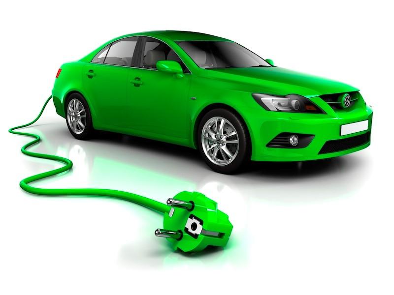 Eldrivna bilar hyllas som framtidens miljövänliga bilar.