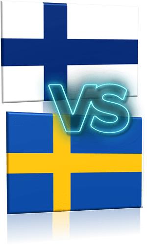 Finland och Sverige: vänskaplig rivalitet