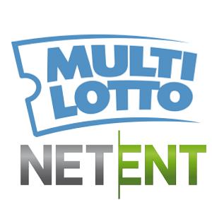 NetEnt och Multilotto gör gemensam sak