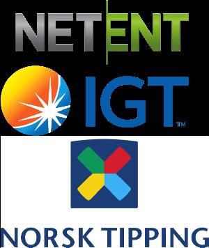 NetEnt och IGT i samarbete med Norsk Tipping