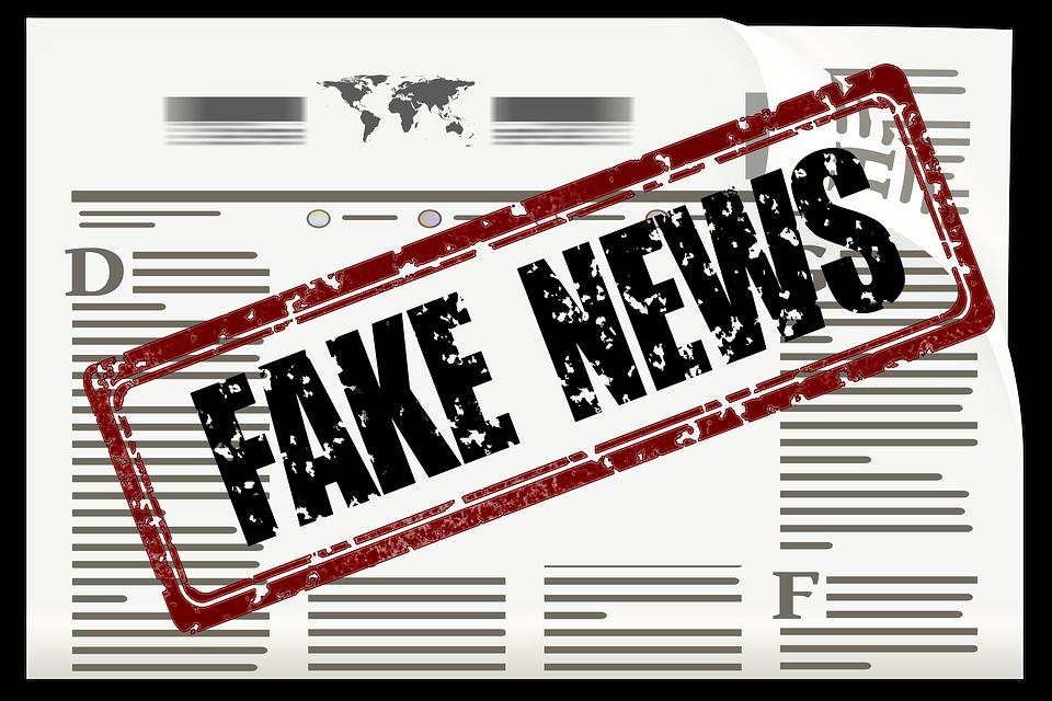 """""""Fake news"""" blir regeringens problem"""