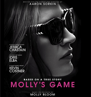 Molly's Game – Filmen med genomslagskraft