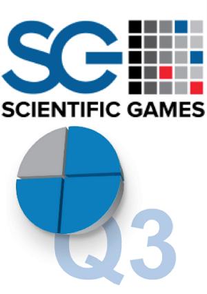 Positiva resultat för Scientific Games tredje kvartalet