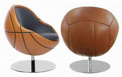 Möbler med sporttema