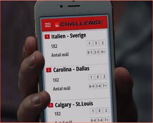 Svenska Spel lanserar Oddset Challenge